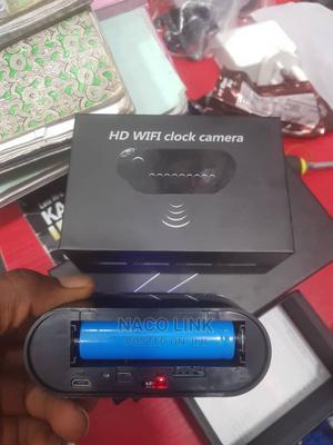 Mini Spy Camera Clock | Security & Surveillance for sale in Lagos State, Lekki