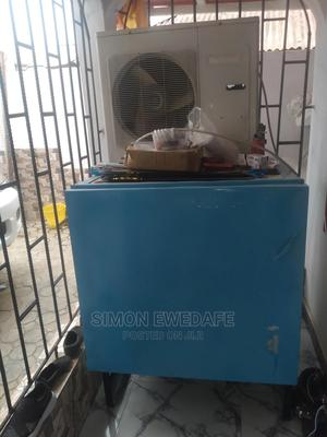 Hydraulic Arm Puncher and Iceblock Machine | Manufacturing Equipment for sale in Lagos State, Alimosho