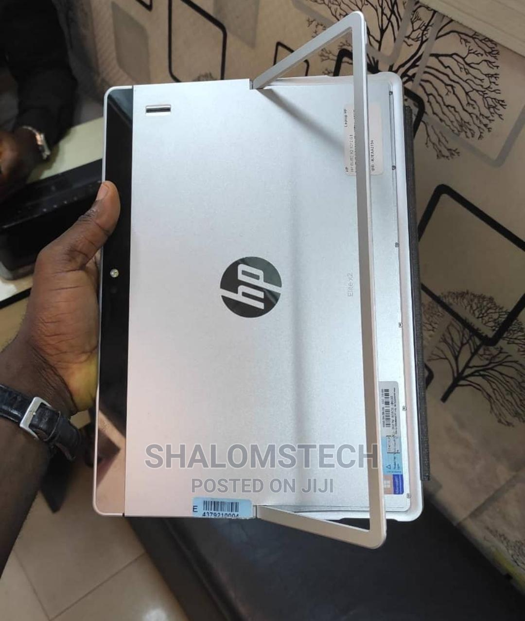Laptop HP Elite X2 1012 8GB Intel Core M 256GB | Laptops & Computers for sale in Ikeja, Lagos State, Nigeria
