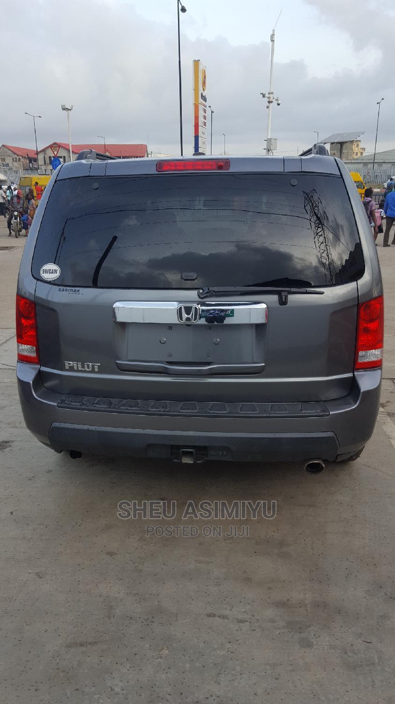 Honda Pilot 2011 Gray | Cars for sale in Orile, Lagos State, Nigeria