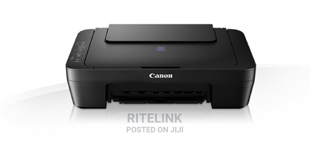 Archive: CANON Pixma E414 Printer