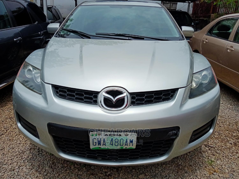 Mazda CX-9 2007 Touring Silver | Cars for sale in Garki 2, Abuja (FCT) State, Nigeria
