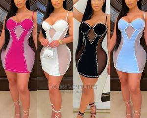 New Ladies Trendy Bodycon Dress   Clothing for sale in Lagos State, Lekki