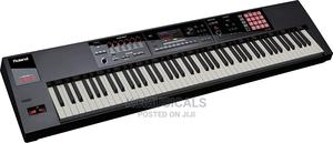 Roland FA-08 88-Key Music Workstation With 16 Backlit Pads | Musical Instruments & Gear for sale in Lagos State, Ojo