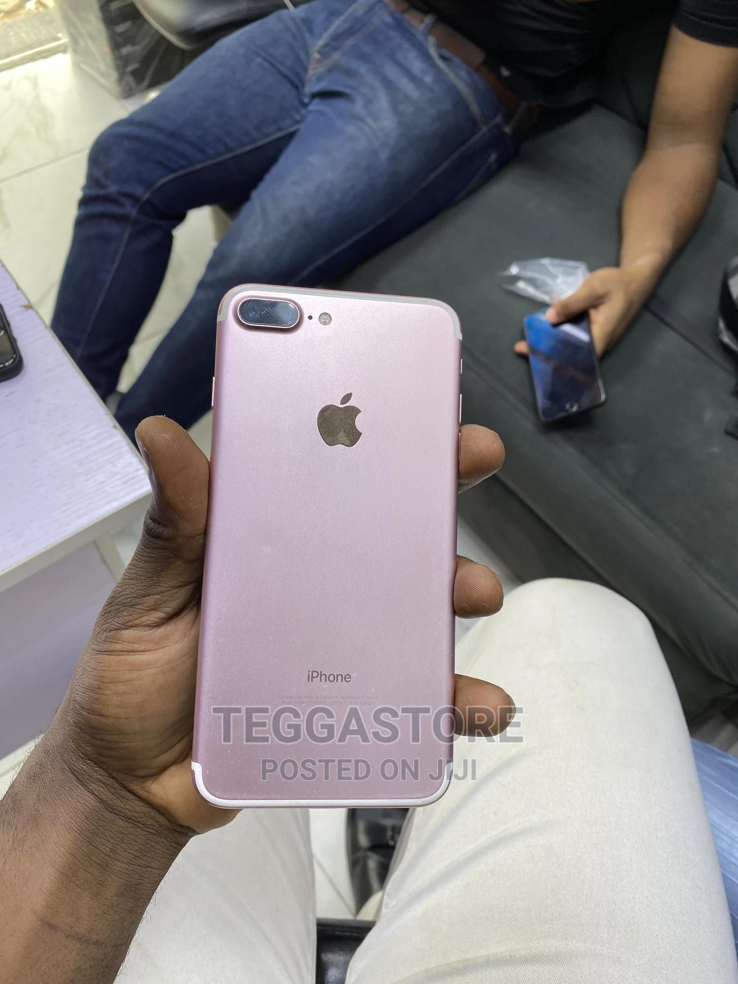 Apple iPhone 7 Plus 128 GB Pink | Mobile Phones for sale in Ikeja, Lagos State, Nigeria