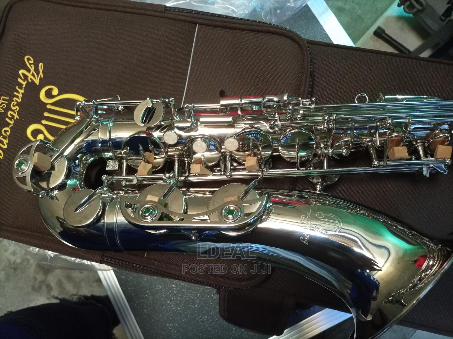 Amstrong Tenor Saxophone | Musical Instruments & Gear for sale in Wuse 2, Abuja (FCT) State, Nigeria