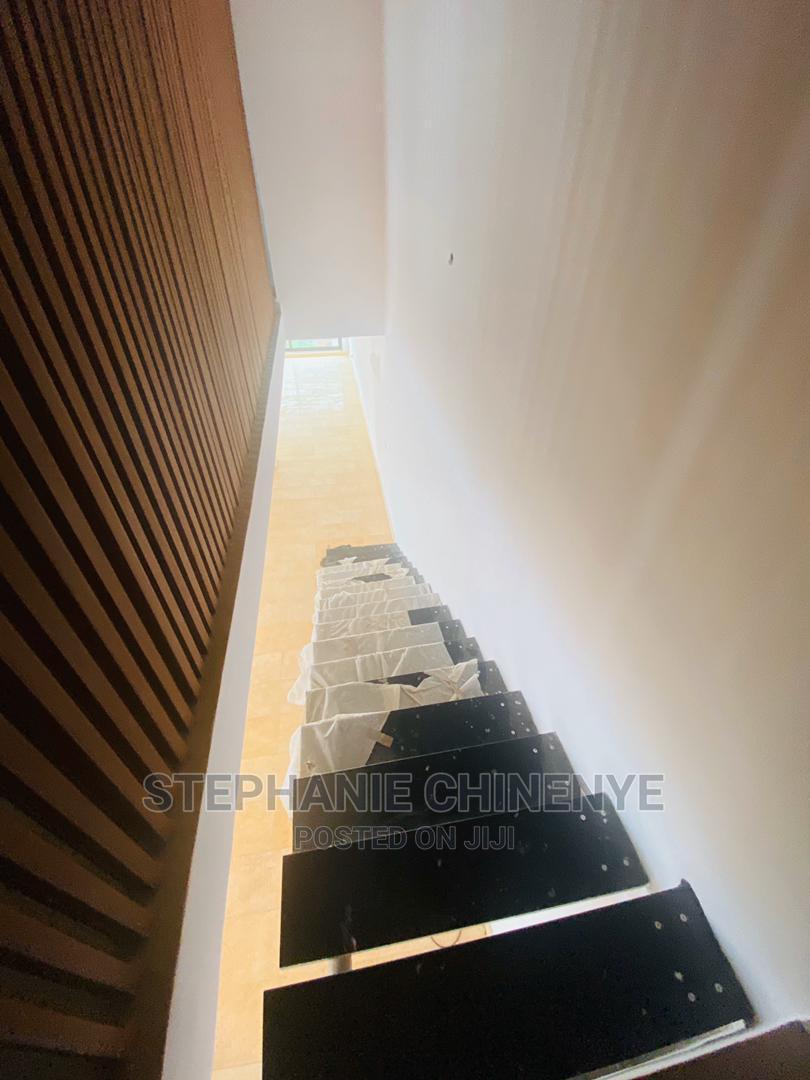 Archive: 4 Bedroom Semi Detached Duplex With a Room BQ