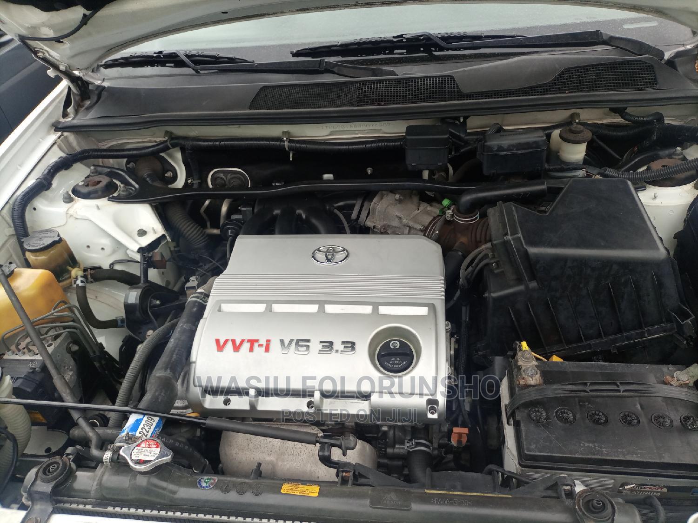 Archive: Toyota Highlander 2005 White