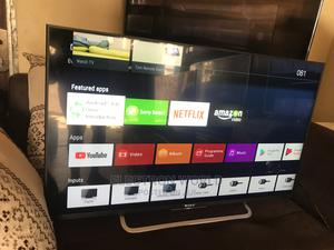 43 Inches Sony Android Smart Tv With Google Playstore | TV & DVD Equipment for sale in Abuja (FCT) State, Wuse