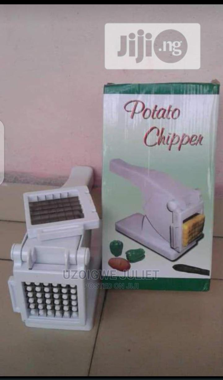 Potato Chipper | Kitchen & Dining for sale in Central Business Dis, Abuja (FCT) State, Nigeria