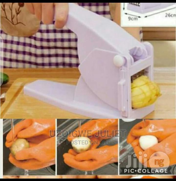Potato Chipper   Kitchen & Dining for sale in Central Business Dis, Abuja (FCT) State, Nigeria