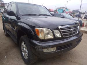 Lexus LX 2005 Black   Cars for sale in Lagos State, Isolo