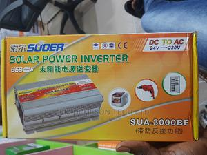 24v 3000watts Suoer Inverter | Solar Energy for sale in Enugu State, Enugu