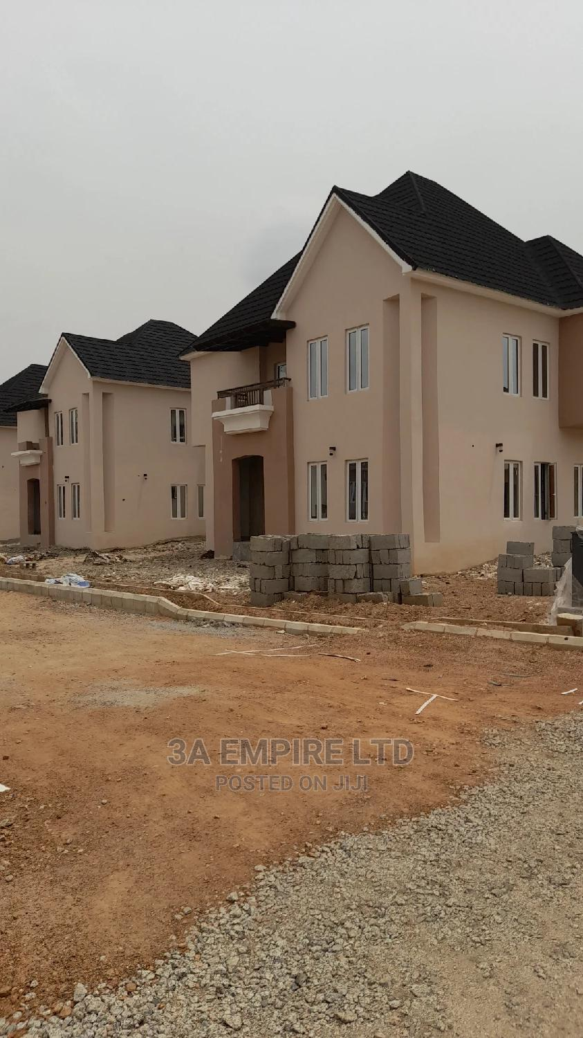 Beautiful 4bedroom Detached Duplex Pre-finished | Houses & Apartments For Sale for sale in Karsana, Gwagwa, Nigeria