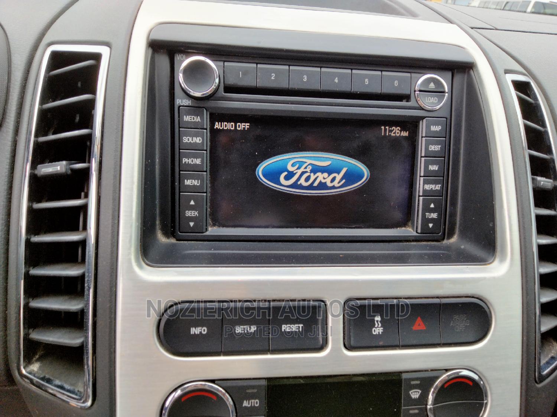 Ford Edge 2008 Blue