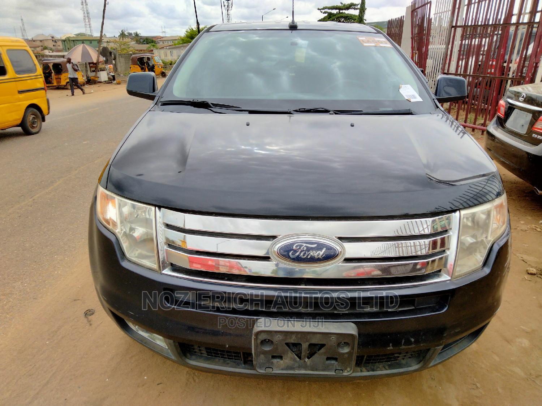 Ford Edge 2008 Blue | Cars for sale in Amuwo-Odofin, Lagos State, Nigeria