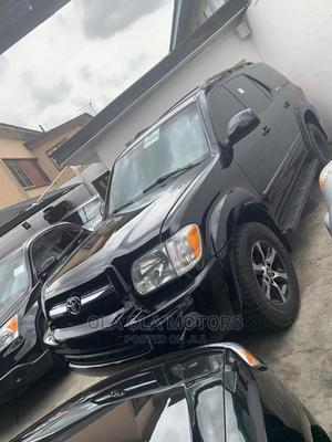 Toyota Sequoia 2004 Black | Cars for sale in Lagos State, Surulere