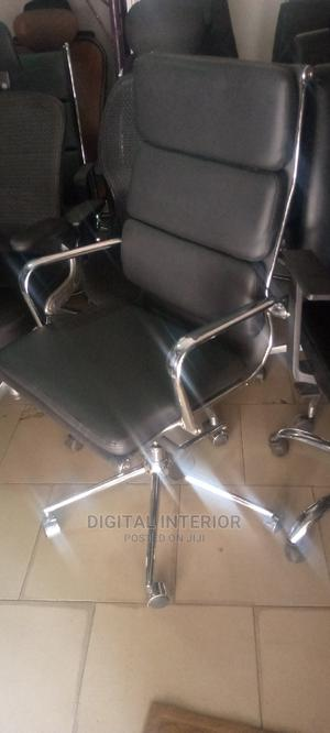 Italian Executive Swivel Office Chair | Furniture for sale in Lagos State, Maryland