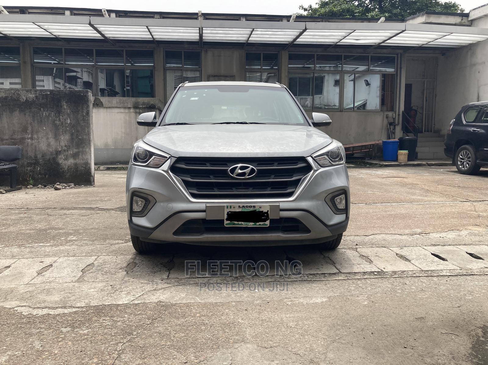 Hyundai Creta 2019 Silver