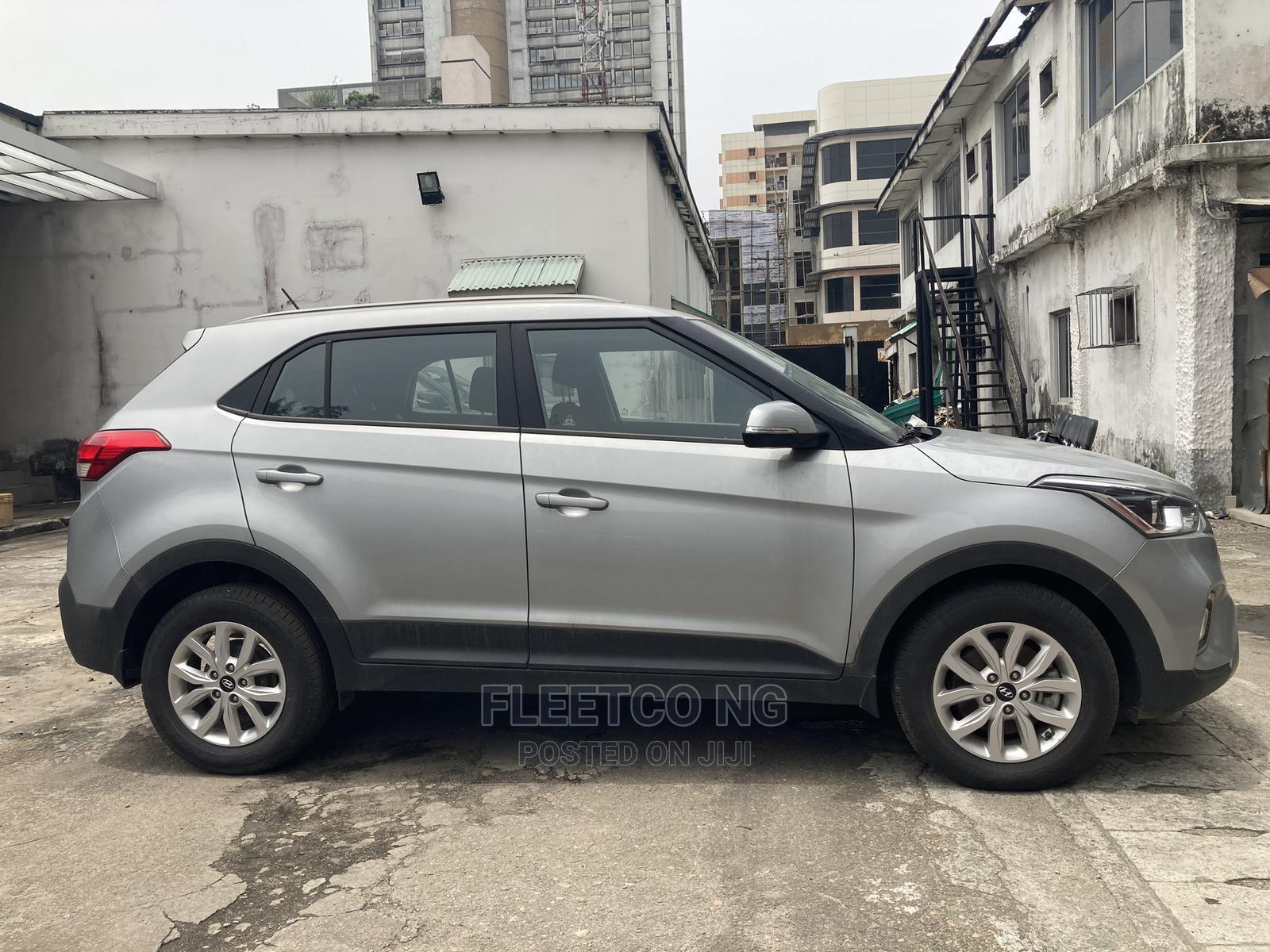 Hyundai Creta 2019 Silver | Cars for sale in Lagos Island (Eko), Lagos State, Nigeria
