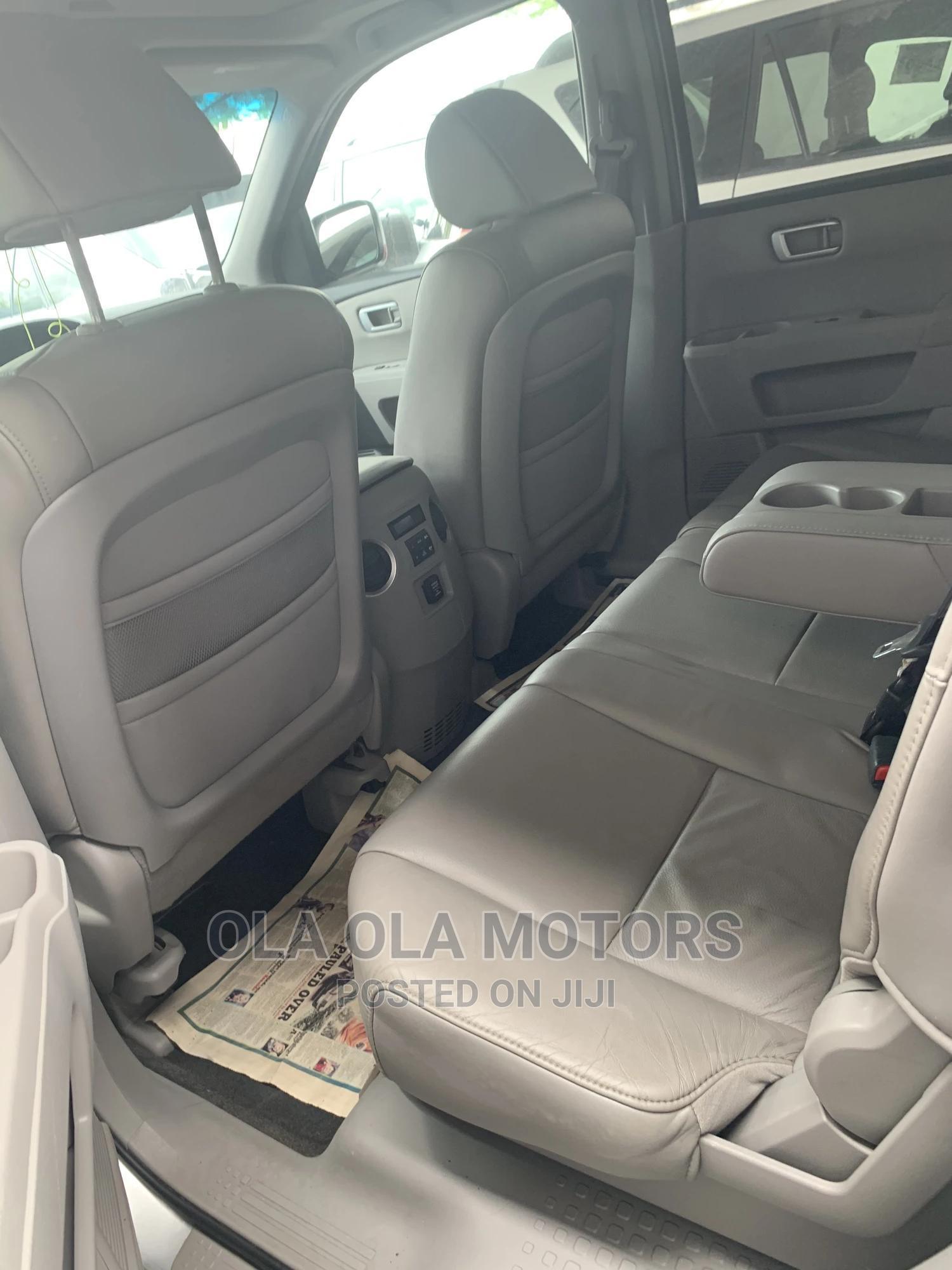 Honda Pilot 2011 Silver | Cars for sale in Surulere, Lagos State, Nigeria