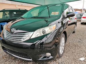 Toyota Sienna 2011 Limited 7 Passenger Black | Cars for sale in Lagos State, Ojodu