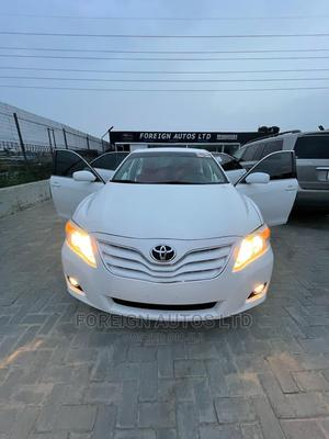 Toyota Camry 2011 White | Cars for sale in Lagos State, Lekki