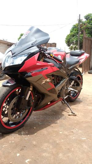 Suzuki GSX 2010 Red | Motorcycles & Scooters for sale in Anambra State, Nnewi