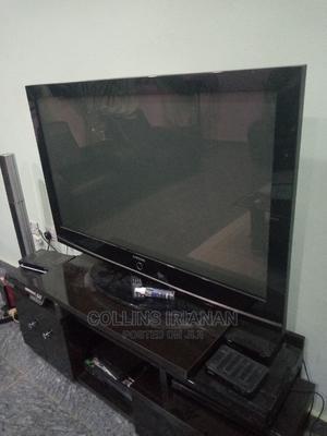 "Samsung 63"" Plasma TV   TV & DVD Equipment for sale in Edo State, Benin City"