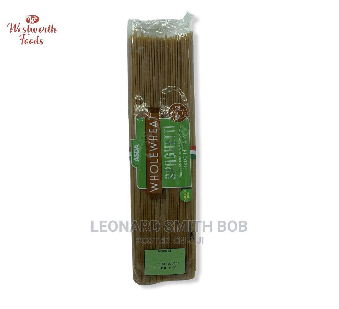 Archive: Whole-wheat Spaghetti