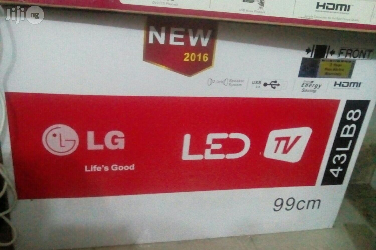 LG LED TV 43 Inches With 2 Years Warranty