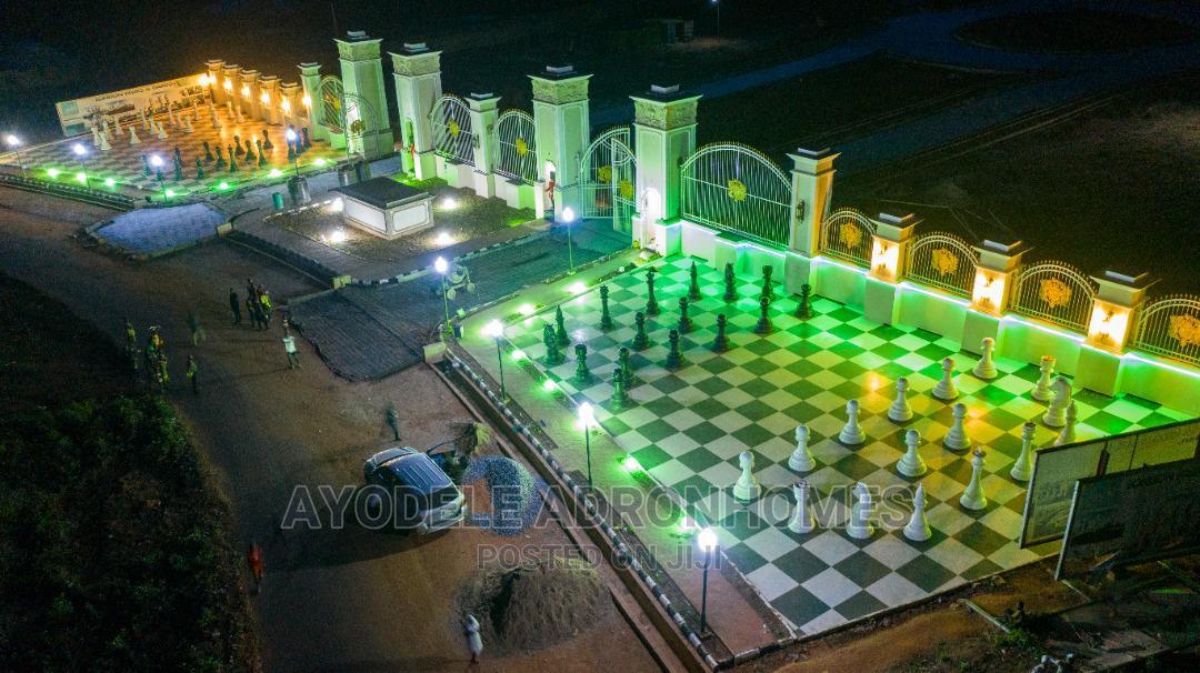 1000 Hectare at London Park and Garden Estate, Akufo, Ibadan