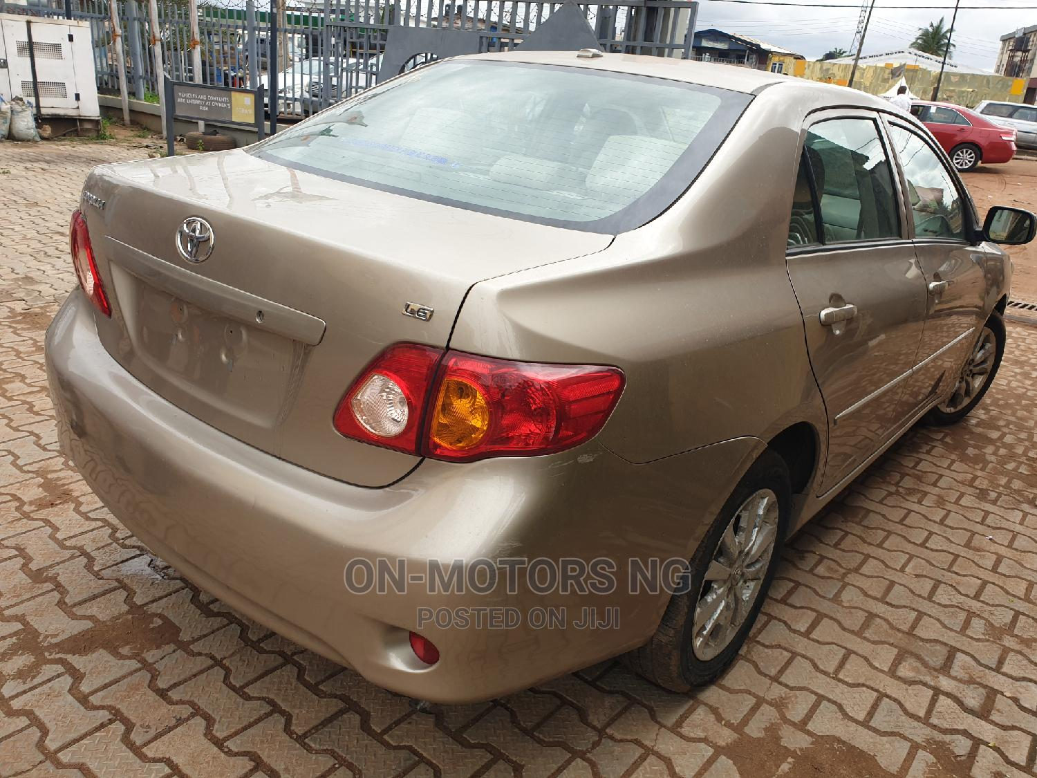 Toyota Corolla 2008 1.8 LE Gold   Cars for sale in Ikeja, Lagos State, Nigeria