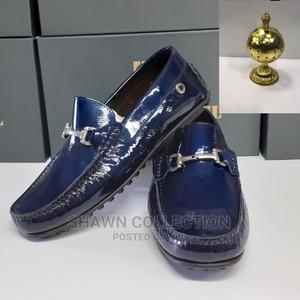 Franky Dan Italian Leather Loafers   Shoes for sale in Lagos State, Lagos Island (Eko)
