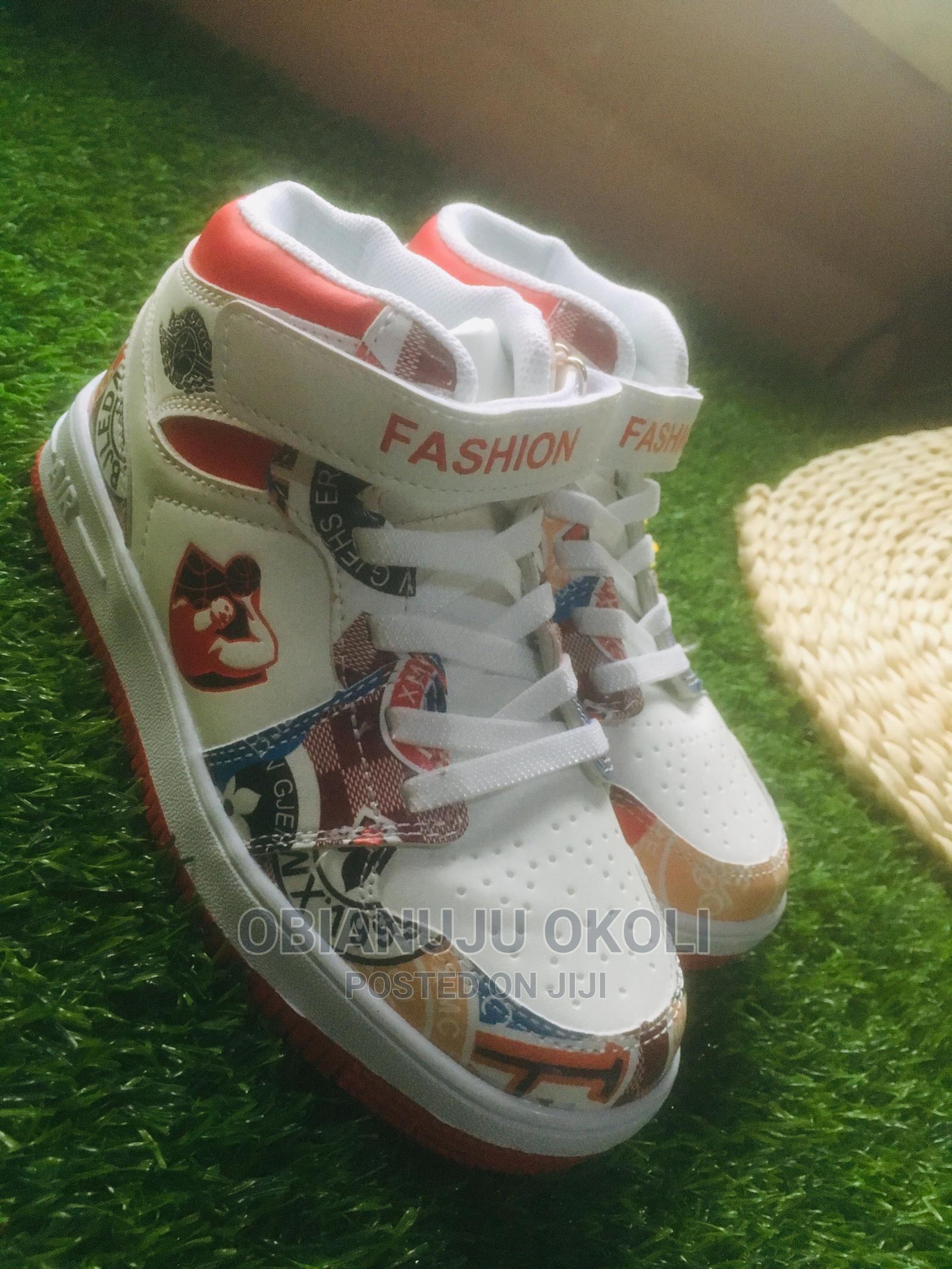 Archive: Kiddies Air Jordan Ankle Footwear