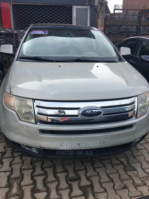 Ford Edge 2008 White   Cars for sale in Lagos State, Alimosho