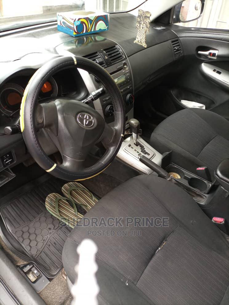 Toyota Corolla 2008 1.8 LE Black | Cars for sale in Ikoyi, Lagos State, Nigeria