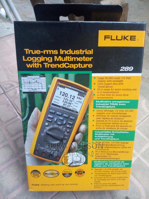 FLUKE 289 Multimeter | Measuring & Layout Tools for sale in Ikeja, Lagos State, Nigeria