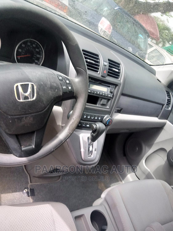 Honda CR-V 2010 EX 4dr SUV (2.4L 4cyl 5A) Blue | Cars for sale in Amuwo-Odofin, Lagos State, Nigeria