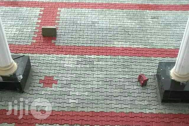 Interlocking Paving | Building Materials for sale in Ipaja, Lagos State, Nigeria
