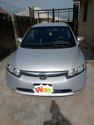 Honda Civic 2006 Hybrid Silver | Cars for sale in Kwara State, Ilorin South