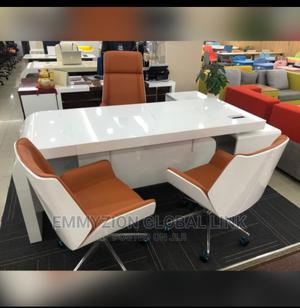 Office Table and Chairs   Furniture for sale in Lagos State, Lekki