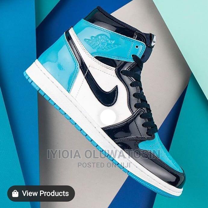 Top High Nike Air Jordan   Shoes for sale in Ipaja, Lagos State, Nigeria