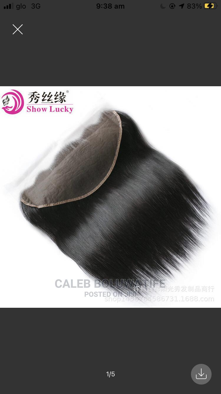 Archive: 8-18inches Ear to Ear Lace Frontal, Human Hair Lace Frontal