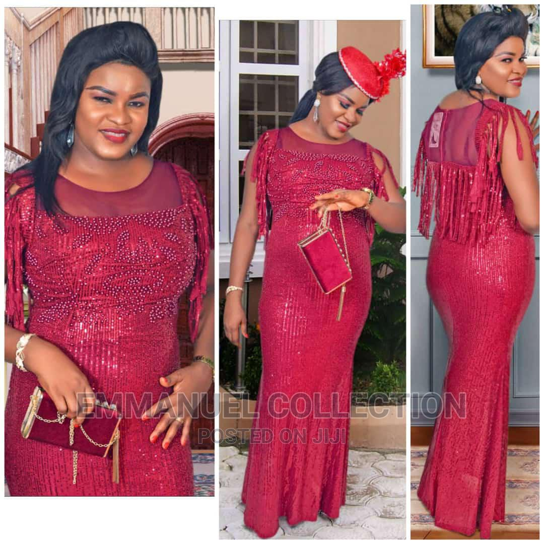 New Quality Female Long Gown | Clothing for sale in Oshodi, Lagos State, Nigeria