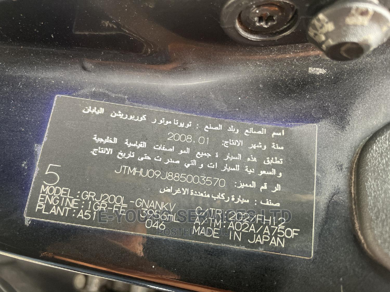 Archive: Toyota Land Cruiser 2020 4.0 V6 GXR Black