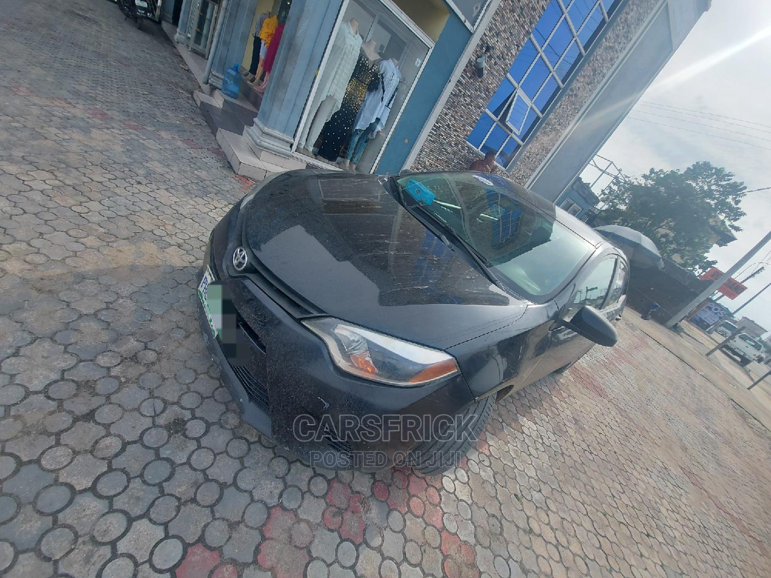 Toyota Corolla 2015 Black   Cars for sale in Port-Harcourt, Rivers State, Nigeria
