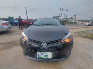 Toyota Corolla 2015 Black | Cars for sale in Rivers State, Port-Harcourt