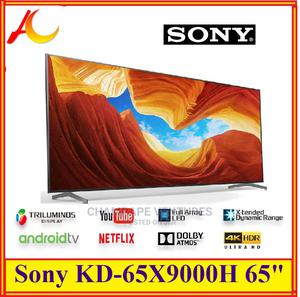 Sony (65 Inches) 4K Ultra HD Smart Android LED TV 65X9000H | TV & DVD Equipment for sale in Lagos State, Ojo