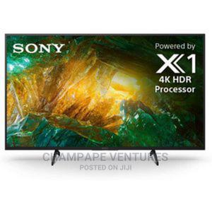 SONY Bravia Kd-75x8000h 75 Inch LED 4K TV | TV & DVD Equipment for sale in Lagos State, Ojo